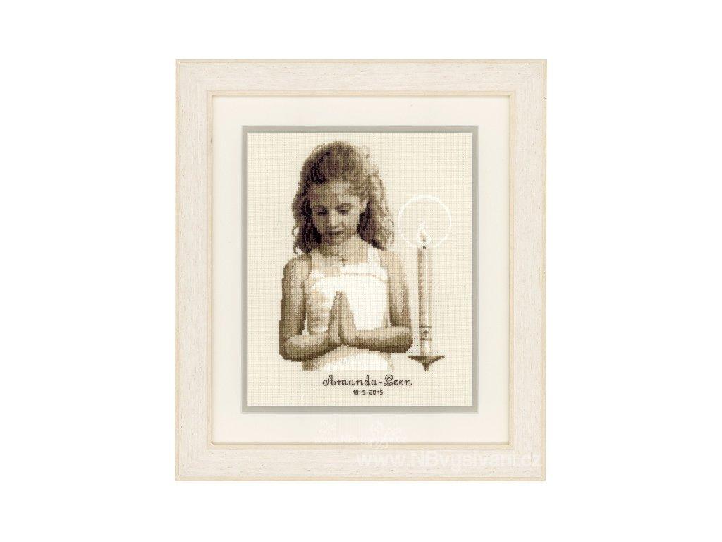 VE-PN0021554 První přijímání - děvče