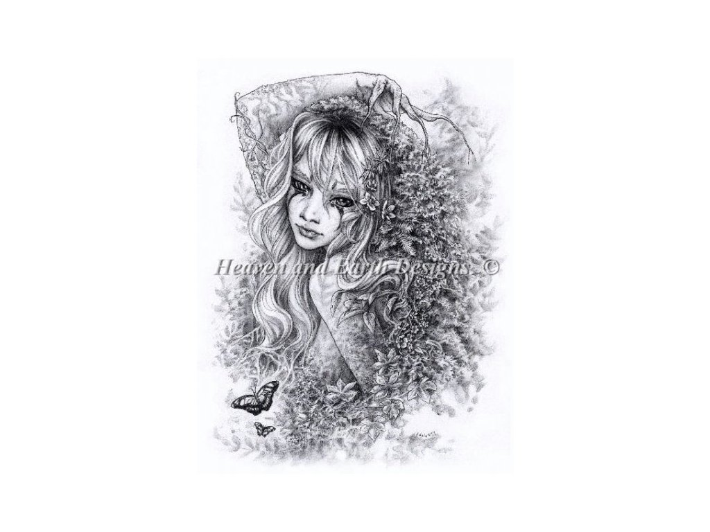 HAED - Beautiful Memory (Lugana 25ct)