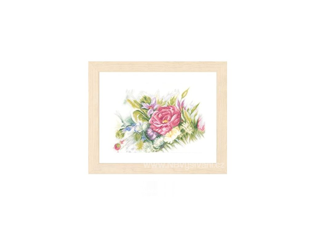 L-PN0156942 Květy v akvarelu