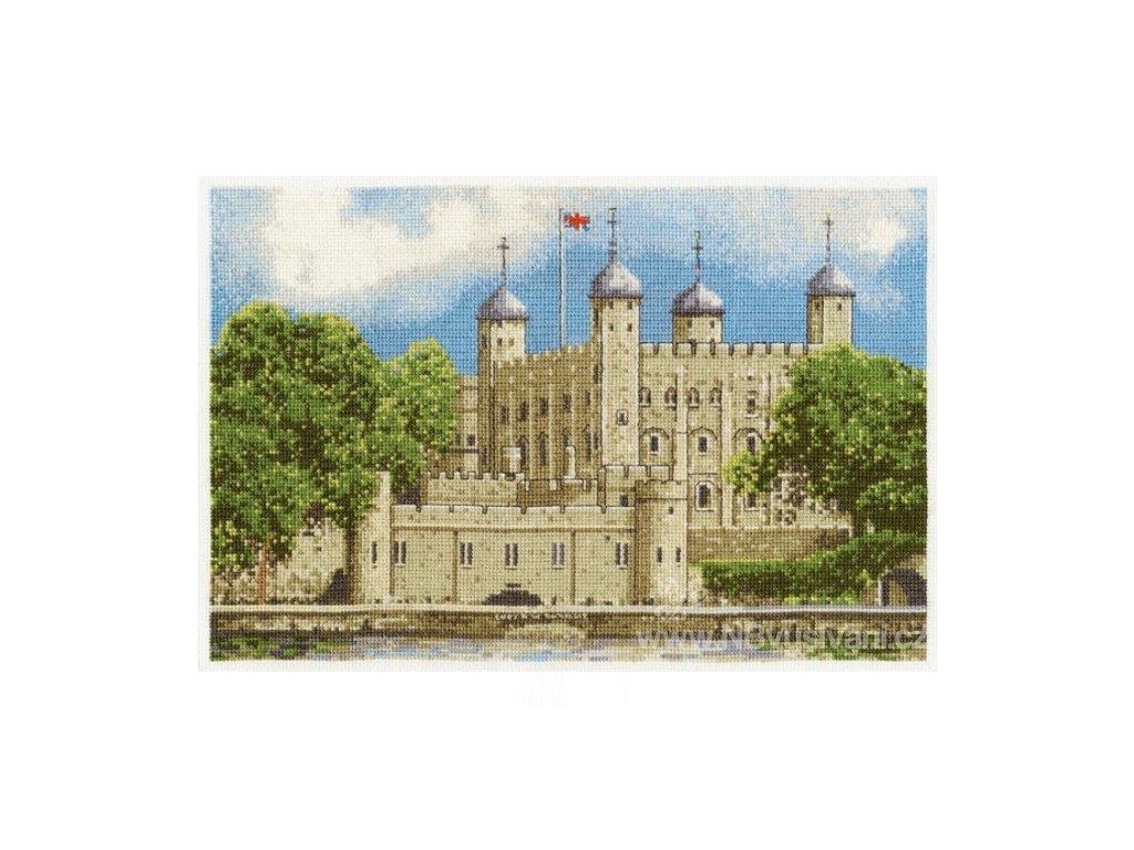 DMC-BK1346 Londýnské věže