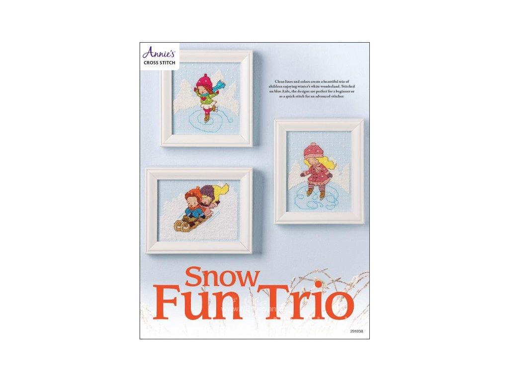 N-AA22402 Snow Fun Trio (předlohy)