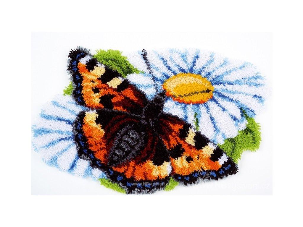 VE-PN0154242 Kobereček s motýlem (tapico)