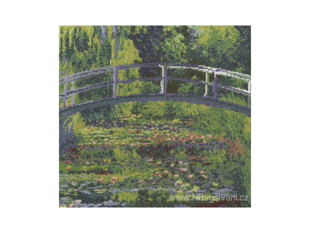DMC-BL1111 Monet -The Water Lily Pond