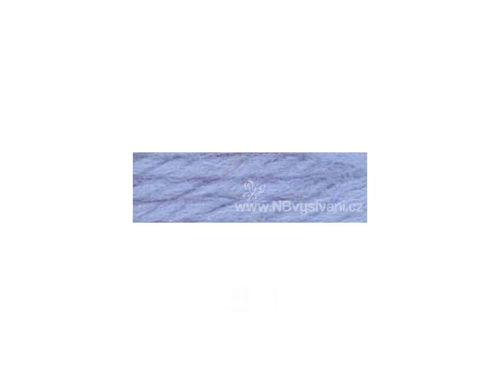 A486 DMC-7018 Vlněná příze 8m (Lt. Periwinkle)