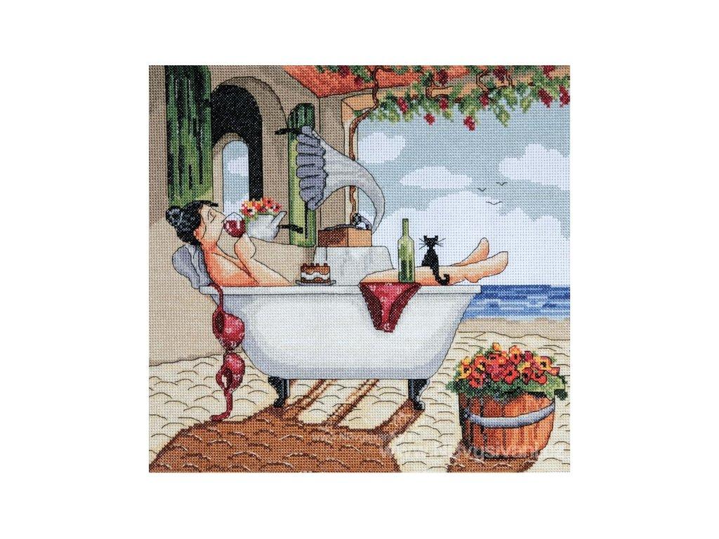 DW-2777 Můj den ve vaně
