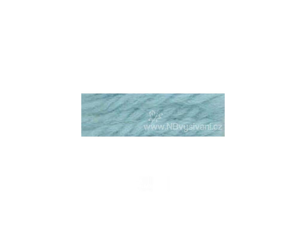 A486 DMC-7828 Vlněná příze 8m (Pale Cadet Blue)