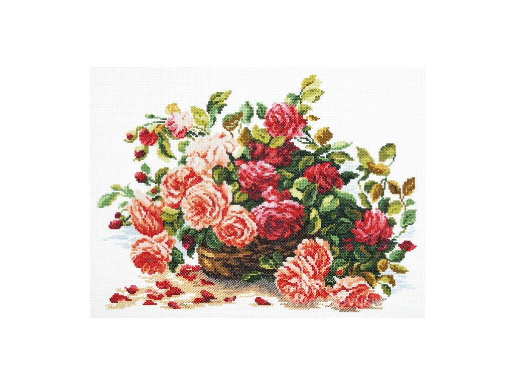 CHI40-38 Ušlechtilé růže