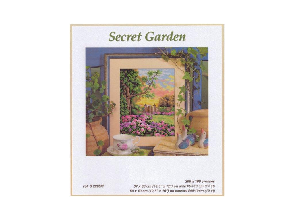 OR2265 Secret Garden (předloha)