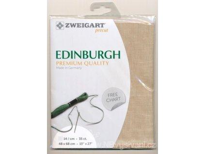 ZW3217PP-309 Edinburgh 35ct Light Mocha (48x68cm)