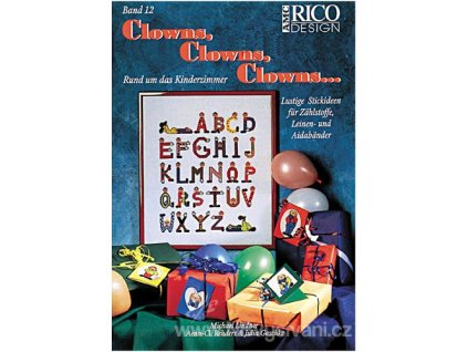 RICO-23526.00.00 Clowns, Clowns, Clowns...  n.12