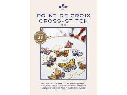 15480 22 dmc cross stitch booklet 7495 p