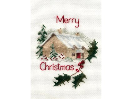 CDX26 Christmas Cottage 1