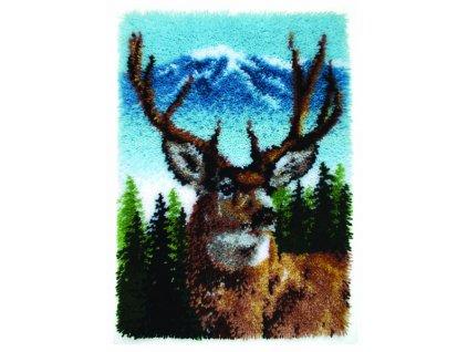 N-426403 Majestátný jelen (tapico)
