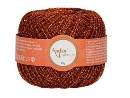 A-4716000-314 Anchor Metallic 25g - Copper