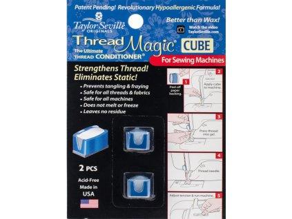 N-214149 Thread Magic Cube - přípravek na ochranu přízí (2ks)