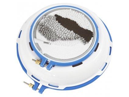 CRE-41266 Vyšívací kruh na vyšívání dutou jehlou 14,5 a 22cm