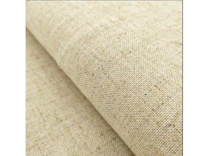 ZW3452-53 Floba Superfine 36ct Linen Natural (70x70cm)