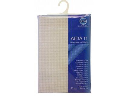 RT-11-101 Aida 11ct Ivory (39x45cm)