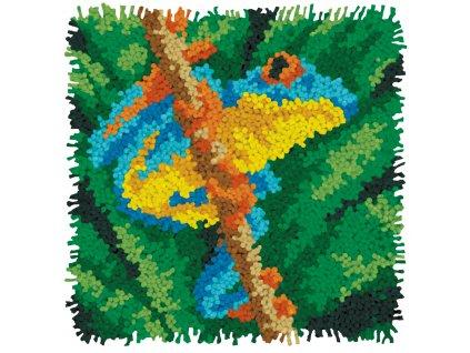 72-75193 Polštářek se žabkou (tapico)