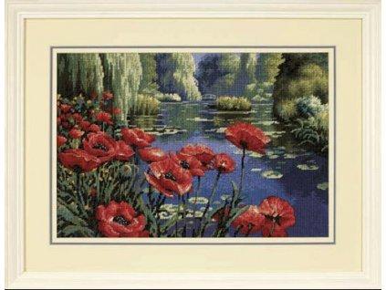 20066 Lakeside Poppies - Vlčí máky u jezera