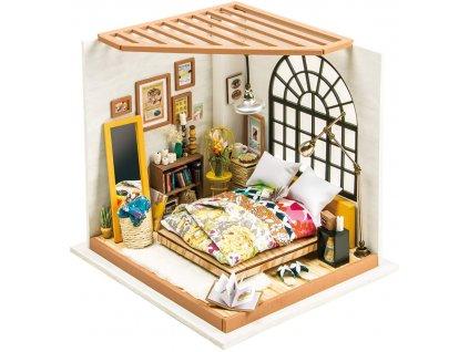 TSV-DG107 Room box - Ložnice snů (stavebnice)