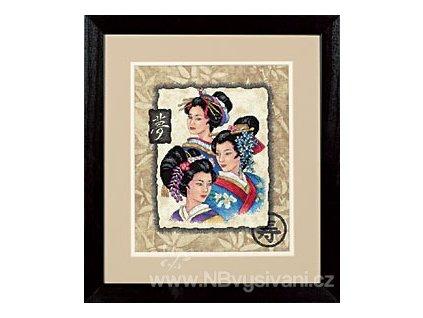 13702 Three Geishas - Tři gejši
