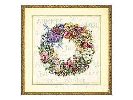 35040 Wreath Of All Seasons - Věnec čtyř ročních období