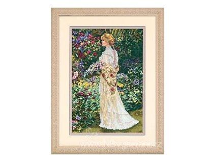 35119 In Her Garden - Ve své zahradě