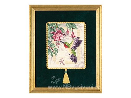 35059 Exquisite Hummingbird - Nádherný kolibřík