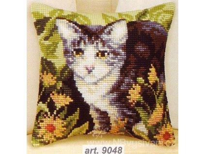 OR9048 Polštář s kočičkou