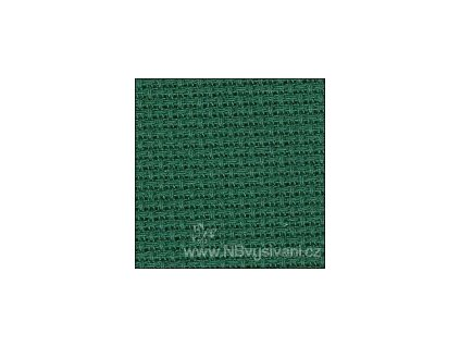 GD1436-4145 Aida 14ct - Hunter Green (38x45cm)