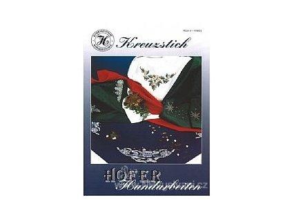 HOF950011 Vánoční ubrus (předloha)