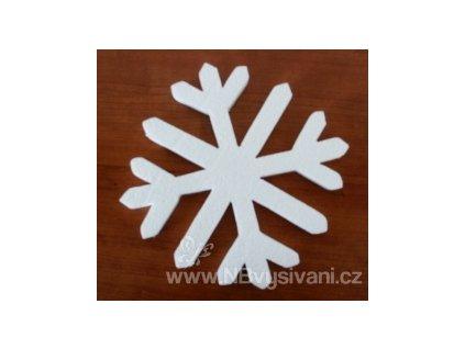 SVL20 Polystyrenová vločka 20cm