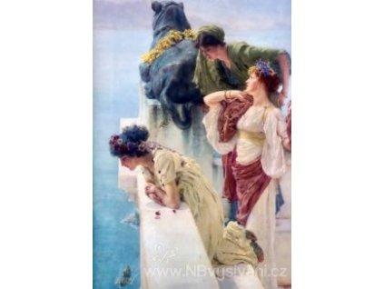 HAED - A Coign of Vantage (Aida 18ct)