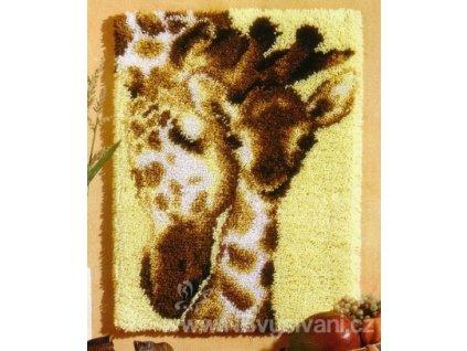 VE-PN0014300 (2565-38.022) Žirafy (tapico)