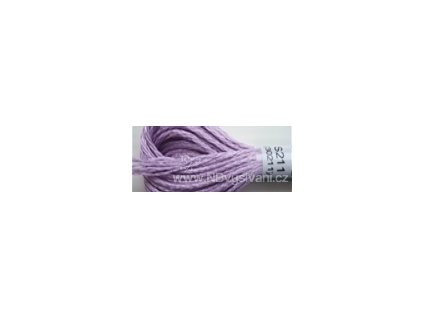 DMC S211(30211) Satin - Light Lavender (8m)