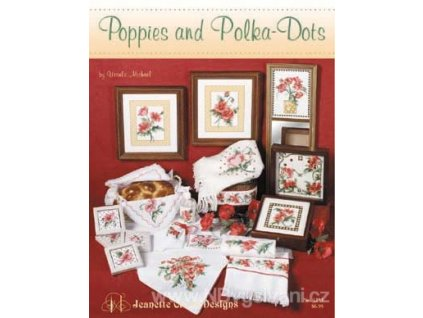 H-03-1326 Poppies & Polka Dots (časopis)