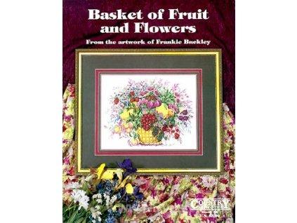 H-6067 Basket Of Fruit And Flowers  (časopis)