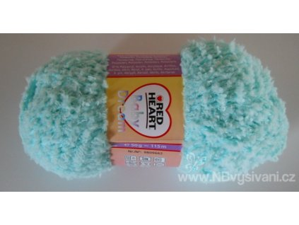 9809662-00004 Baby Dream 50g - pastel. zelená