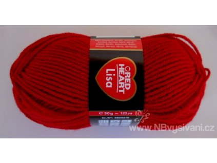 9809619-05669 Lisa 50g - Cherry (doprodej)