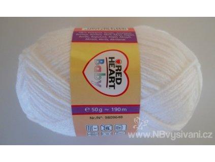 9809648-08500 Baby 50g - White