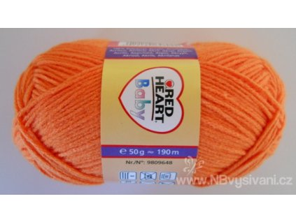 9809648-08504 Baby 50g - Orange (doprodej)