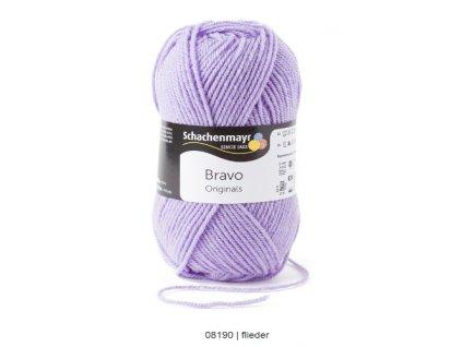 9801211-08190 Bravo 50g - fialová