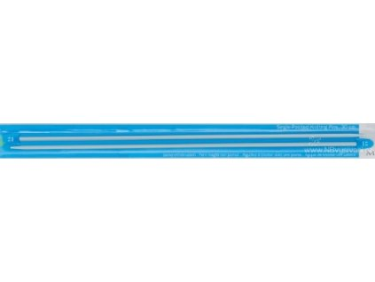 2221303 Pletací jehlice rovné 30cm/3mm