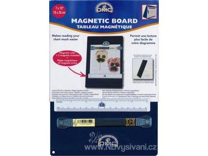 DMC-M230 Magnetická tabule se stojánkem (18x26cm)
