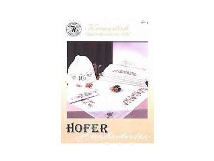 HOF950002 Květinové motivy (předloha)