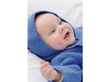 9807396-00001 Baby Wool 25g - bílá