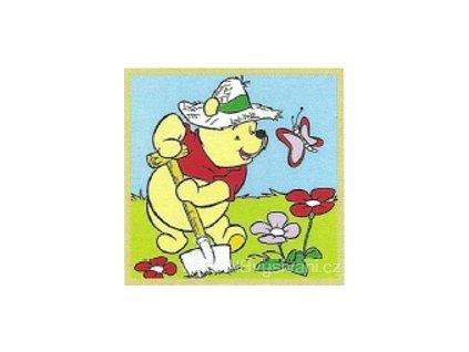 ARP988.0102.32 Medvídek Pú zahradníkem