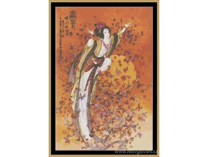 MS-ASA06 Goddess Of Wealth (předloha)