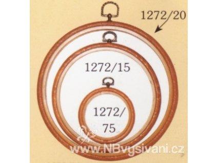 RR-FH06 Flexi rámeček 2v1 imitace dřeva (15cm)